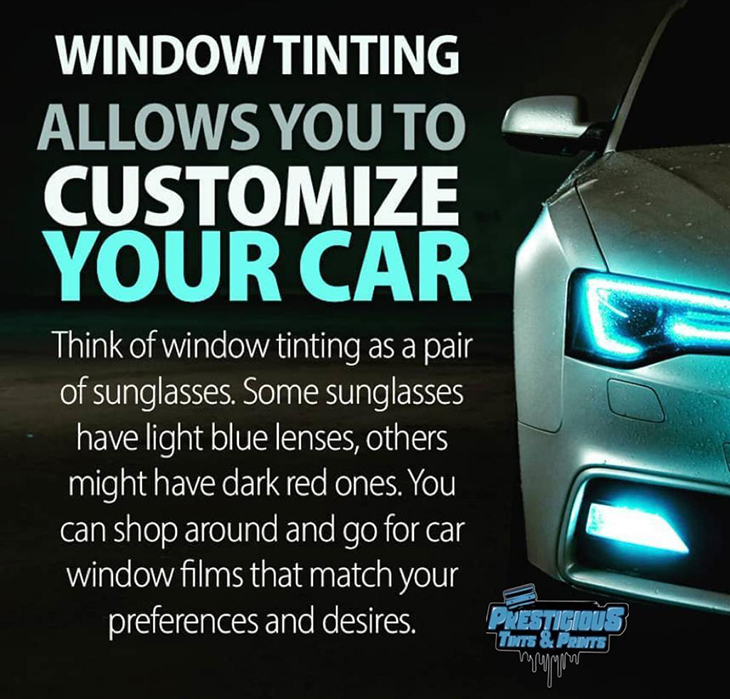 Window Tinting - Prestigious Tints And Prints
