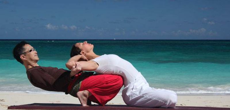 Thai Yoga Massage Level 2 Hosted by Sivananda Ashram Yoga Retreat Bahamas