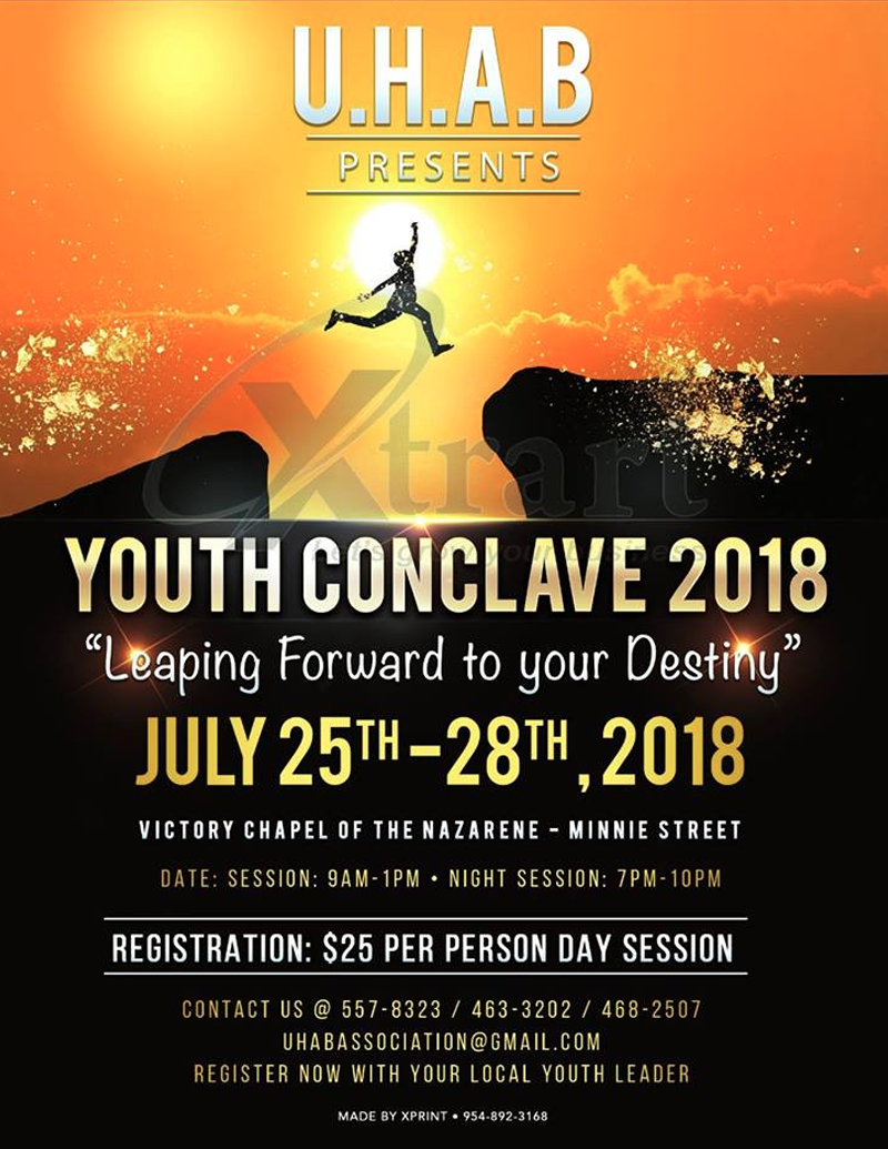 Youth Conclave Hosted by Victory Chapel Church of the Nazarene and UHAB Association