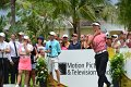 Benjamin Bratt at the Michael Douglas & Friends Celebrity Golf Tournament