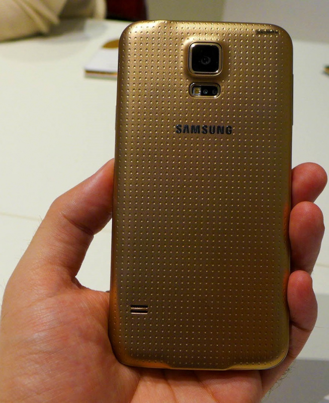how to add a photo to phone contact samsung s5