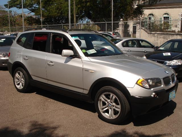 2005 BMW X3 Left Hand Drive - BMW - X3 - Gray