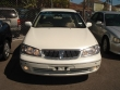 2004 Nissan Blue bird Right Hand Drive