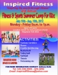 Fitness Sports Summer Camp For KIDS