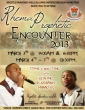 Rhema Prophetic Encounter 2013