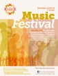The Meah Foundation's Music Festival