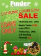 Pinder Enterprises LTD Christmas Comes Early Sale