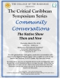 The Critical Caribbean Symposium Series