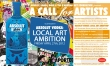 Absolut Vodka: Local Art Ambition, A Call For Artists
