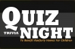 Compass Point presents: Quiz Night Trivia
