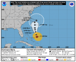 Tropical Storm Warning In Effect For Central and Southeast Bahamas