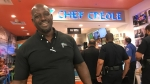 Washington isn't paying Miami TSA workers, but a Haitian restaurant is feeding them