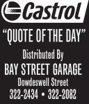 Castrol Quote of the day: January 21st, 2016