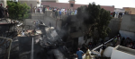 Pakistan plane crash: Dozens die as jet hits homes in Karachi