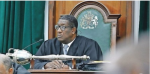 House of Parliament Speaker Halson Moultrie Test Positive for Covid-19