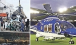Cline helicopter almost identical to model that crashed in UK