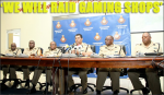 Commissioner Promises There Will Be Action Against Illegal Gambling