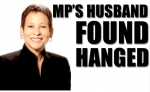MP's Husband Found Hanged