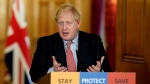 Coronavirus: BRITISH Prime Minister Boris Johnson tests positive