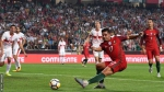 Portugal beat Switzerland in Lisbon to finish top of European Qualifying Group B and reach the 2018 World Cup