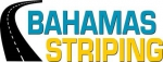 Bahamas Striping repairs deadly road in Eleuthera