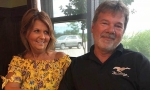 Last contact with missing American couple's plane