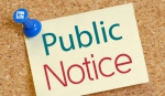 Ministry of Works Public Notice