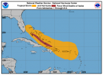 Hurricane Warning Remains In Effect For Grand Bahama, Bimini and The Berry Islands Alerts 36
