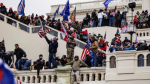 Trumo Supporters Storm the US Capitol