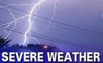 Severe Weather Warning for Eleuthera and Northern Exuma