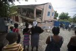 Bahamas first - but now we ARE sending help to Haiti