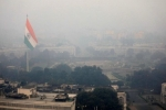 Toxic smog returns to Delhi after Diwali
