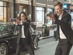 One of the world's most colorful men one-ups the latest 'Men in Black'