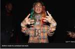 Rapper 6ix9ine has 200k charity donation rejected