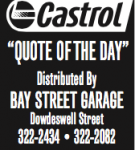 Castrol Quote of the Day: June 12, 2019