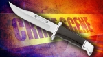 Stabbing at Government High School