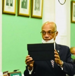 Minister of Education updates on Virtual Learning Platform School Lunch Programme Vouchers