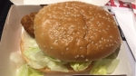 KFC's vegan burger: Could it wean you off chicken