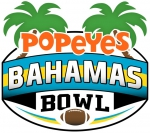 The 2nd Popeyes Bahamas Bowl is here!