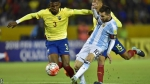 A Lionel Messi hat-trick ensured Argentina came from behind to win in Ecuador and avoid missing a World Cup Finals