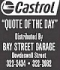 Castrol Quote of the Day: August 29, 2019