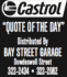 Castrol Quote of the Day: June 4, 2019