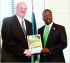U.S. Charg d'affaires Discusses Potential Partnerships With Sports Ministry