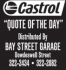 Castrol Quote of the Day: April 17th 2012