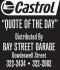 Castrol Quote of the Day: July 29, 2016