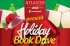 Atlantis Against Illiteracy Holiday Book Drive set for November 23rd
