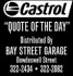 Castrol Quote of the Day: February 17th