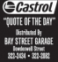 Castrol Quote of the Day: April 3rd