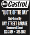 Castrol Quote of the Day: May 28, 2019