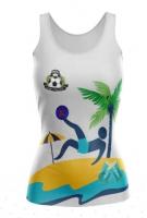 BFA Unisex Beach Soccer Tank Top